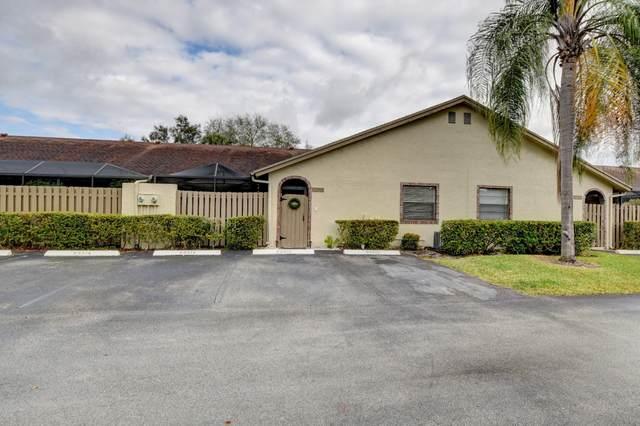 8951 SW 19th Street C, Boca Raton, FL 33433 (#RX-10689778) :: Posh Properties