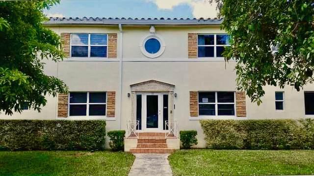 715 NE 91st Street 3A, Miami Shores, FL 33138 (MLS #RX-10689785) :: The Jack Coden Group