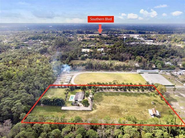 1068 D Road, Loxahatchee Groves, FL 33470 (#RX-10689818) :: Realty One Group ENGAGE
