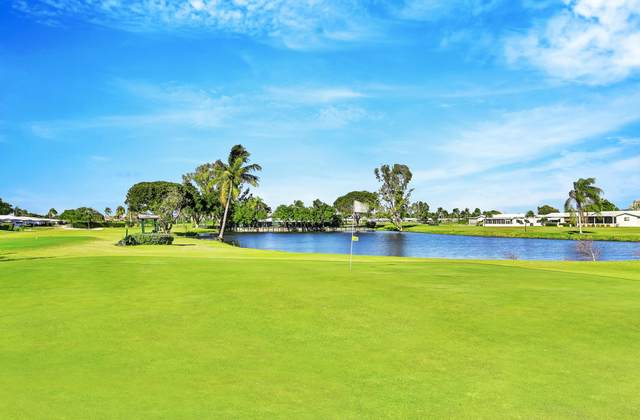 500 SW Golfview Terrace #121, Boynton Beach, FL 33426 (#RX-10689850) :: Realty One Group ENGAGE