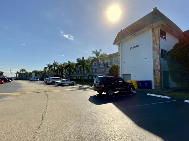 2100 Springdale Boulevard #307, Palm Springs, FL 33461 (MLS #RX-10689880) :: Castelli Real Estate Services