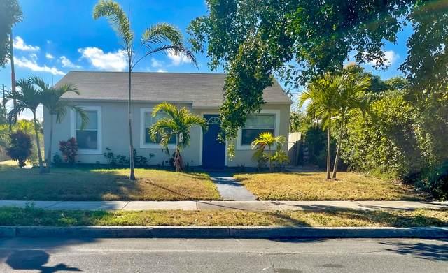 800 32nd Street, West Palm Beach, FL 33407 (#RX-10690084) :: Signature International Real Estate