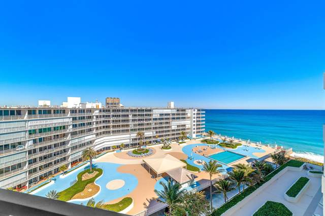 3560 S Ocean Boulevard #908, South Palm Beach, FL 33480 (#RX-10690117) :: Posh Properties