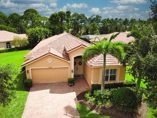 9035 Pumpkin Ridge, Port Saint Lucie, FL 34986 (#RX-10690222) :: Realty One Group ENGAGE