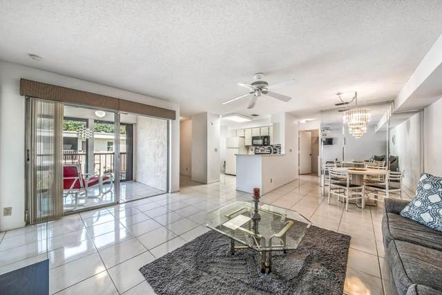 14898 Wedgefield Drive #208, Delray Beach, FL 33446 (#RX-10690223) :: The Power of 2 | Century 21 Tenace Realty