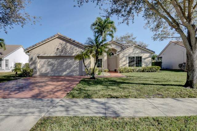 7542 NW 47 Ter Terrace, Coconut Creek, FL 33073 (MLS #RX-10690243) :: Castelli Real Estate Services