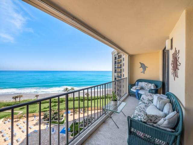 100 Ocean Trail Way #1006, Jupiter, FL 33477 (#RX-10690244) :: Signature International Real Estate