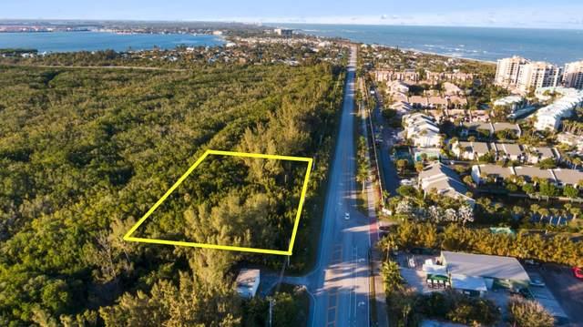 Tbd S Highway A1a, Hutchinson Island, FL 34949 (MLS #RX-10690246) :: Dalton Wade Real Estate Group
