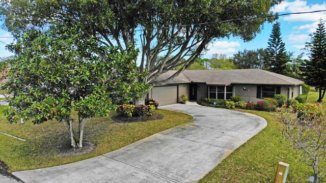 2555 SE Burton Street, Port Saint Lucie, FL 34952 (#RX-10690271) :: Realty One Group ENGAGE