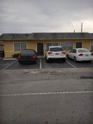 3970 NW 31 Ter Terrace, Lauderdale Lakes, FL 33309 (#RX-10690294) :: Posh Properties