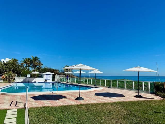 333 NE 21st Avenue #218, Deerfield Beach, FL 33441 (MLS #RX-10690316) :: Berkshire Hathaway HomeServices EWM Realty