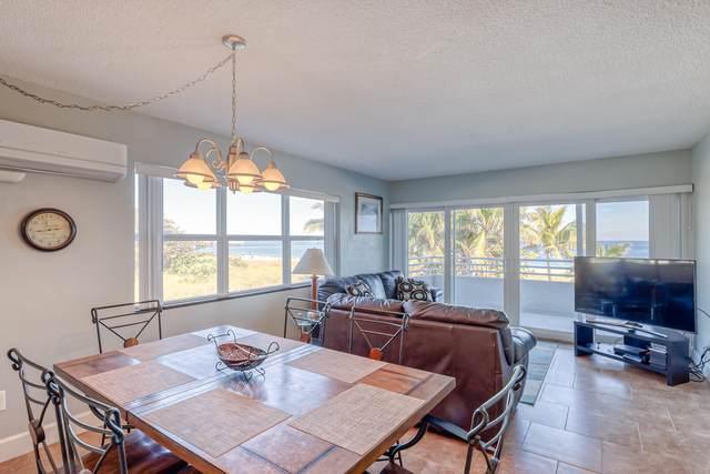 8 Briny Avenue #201, Pompano Beach, FL 33062 (#RX-10690331) :: Posh Properties