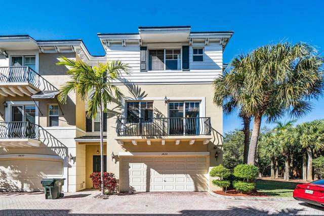 3820 NW 5 Terrace, Boca Raton, FL 33431 (#RX-10690365) :: Realty One Group ENGAGE