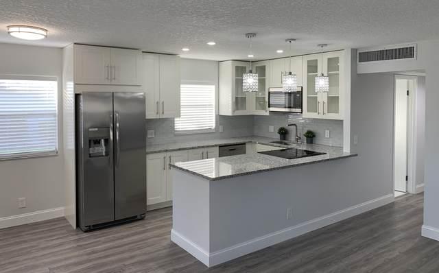 124 Valencia F, Delray Beach, FL 33446 (#RX-10690385) :: Signature International Real Estate