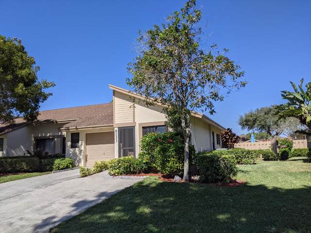 8133 Windgate Drive, Boca Raton, FL 33496 (#RX-10690405) :: The Power of 2   Century 21 Tenace Realty