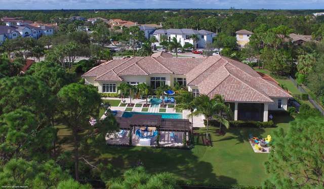 12231 Tillinghast Circle, Palm Beach Gardens, FL 33418 (MLS #RX-10690445) :: The Paiz Group
