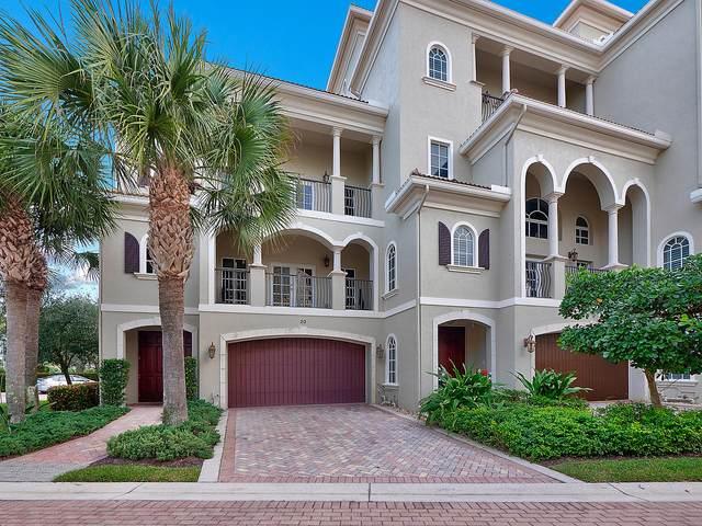 127 Tierra Lane #20, Jupiter, FL 33477 (#RX-10690502) :: Signature International Real Estate