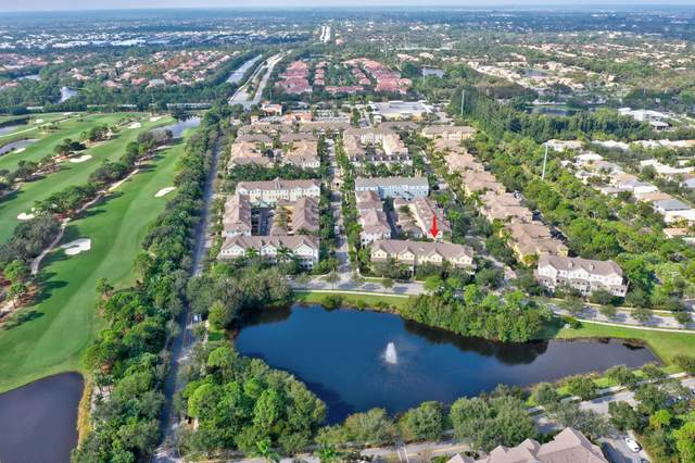 334 W Thatch Palm Circle #105, Jupiter, FL 33458 (#RX-10690614) :: Realty One Group ENGAGE
