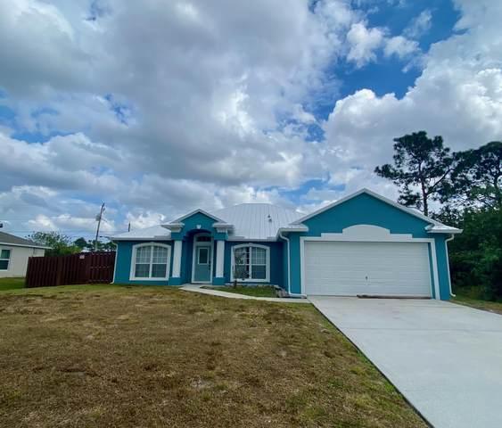 4571 SW Darwin Boulevard, Port Saint Lucie, FL 34953 (MLS #RX-10690620) :: Castelli Real Estate Services