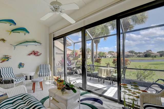 8200 Cassia Drive, Boynton Beach, FL 33472 (MLS #RX-10690641) :: Berkshire Hathaway HomeServices EWM Realty