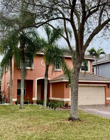5125 Heron Place, Coconut Creek, FL 33073 (MLS #RX-10690644) :: Castelli Real Estate Services