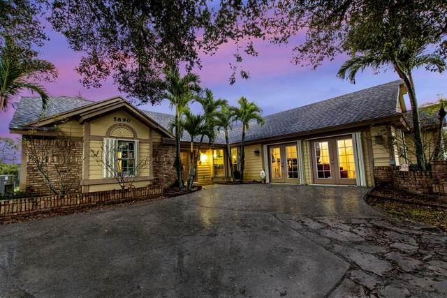 5890 Royal Palm Beach Boulevard, The Acreage, FL 33470 (MLS #RX-10690654) :: United Realty Group