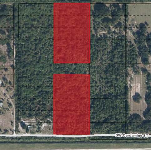 Xxx SW Cardamine Street, Indiantown, FL 34956 (#RX-10690711) :: Posh Properties