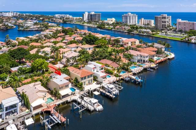 500 Commodore Circle, Delray Beach, FL 33483 (MLS #RX-10690761) :: Berkshire Hathaway HomeServices EWM Realty