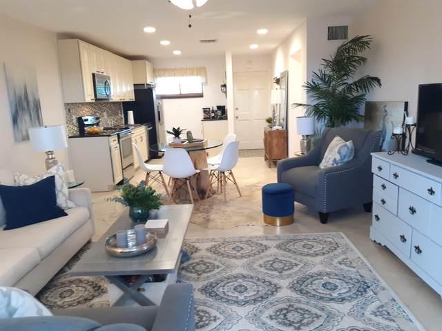 2724 Garden Drive S #310, Lake Worth, FL 33461 (#RX-10690790) :: Baron Real Estate
