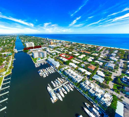 100 Venetian Drive #1, Delray Beach, FL 33483 (MLS #RX-10690798) :: Berkshire Hathaway HomeServices EWM Realty