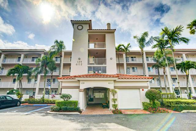 6112 Huntwick Terrace #403, Delray Beach, FL 33484 (#RX-10690897) :: Realty One Group ENGAGE