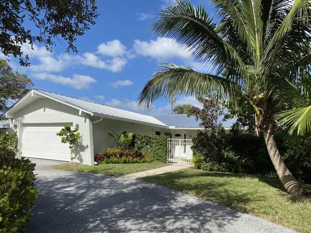 318 Fairway N, Tequesta, FL 33469 (MLS #RX-10690918) :: Castelli Real Estate Services