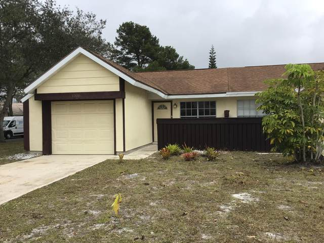 1389 SE Rivergreen Circle Circle, Port Saint Lucie, FL 34952 (#RX-10691013) :: Realty One Group ENGAGE