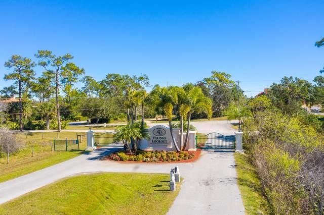 2601 SE North Lookout Boulevard, Port Saint Lucie, FL 34984 (MLS #RX-10691083) :: Castelli Real Estate Services