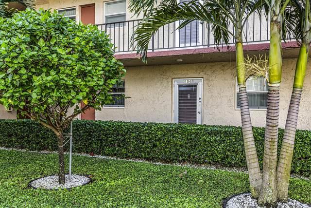 701 Lori Drive #104, Palm Springs, FL 33461 (#RX-10691091) :: Posh Properties