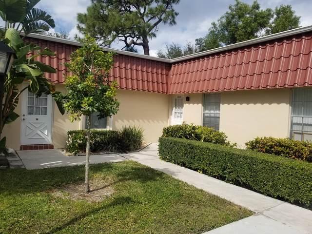 822 Salem B Lane B, Lake Worth, FL 33467 (#RX-10691092) :: Baron Real Estate