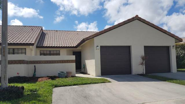 412 Buttonwood Place, Boca Raton, FL 33431 (#RX-10691131) :: Realty One Group ENGAGE