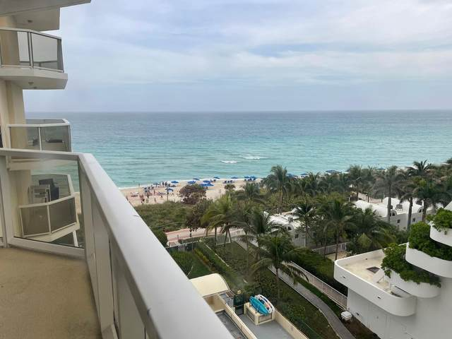 6423 Collins Avenue #804, Miami Beach, FL 33141 (MLS #RX-10691144) :: Dalton Wade Real Estate Group