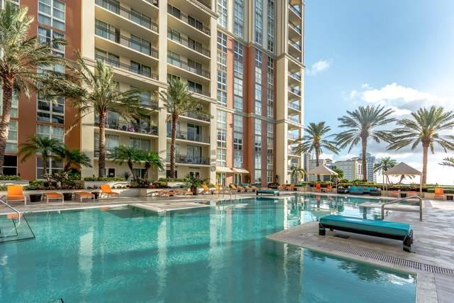550 Okeechobee Boulevard #722, West Palm Beach, FL 33401 (#RX-10691155) :: The Power of 2 | Century 21 Tenace Realty