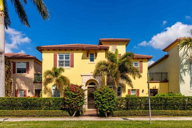 100 Via Floresta Drive, Boca Raton, FL 33487 (#RX-10691240) :: Realty One Group ENGAGE