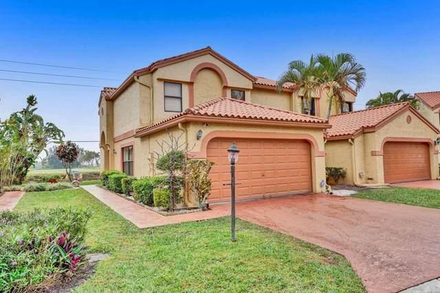 19955 Villa Lante Place, Boca Raton, FL 33434 (#RX-10691281) :: Realty One Group ENGAGE