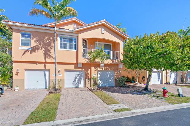 1721 Terracotta Drive, Riviera Beach, FL 33404 (MLS #RX-10691297) :: Berkshire Hathaway HomeServices EWM Realty