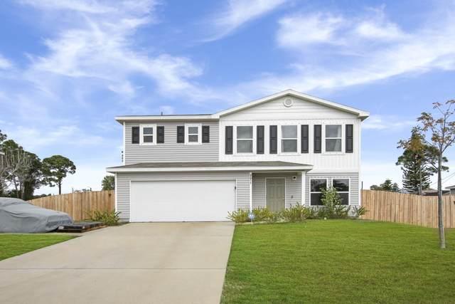 771 SE Thornhill Drive, Port Saint Lucie, FL 34983 (MLS #RX-10691403) :: Castelli Real Estate Services