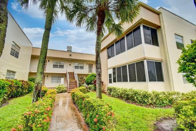 403 Burgundy I, Delray Beach, FL 33484 (#RX-10691424) :: Signature International Real Estate