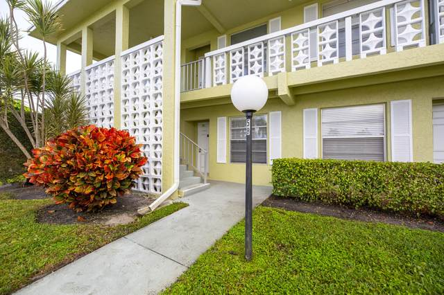 2500 Black Olive Boulevard #101, Delray Beach, FL 33445 (#RX-10691465) :: Realty One Group ENGAGE