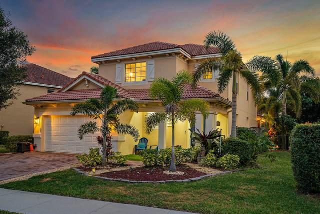 6126 SE Split Oak Trail, Hobe Sound, FL 33455 (MLS #RX-10691551) :: Berkshire Hathaway HomeServices EWM Realty