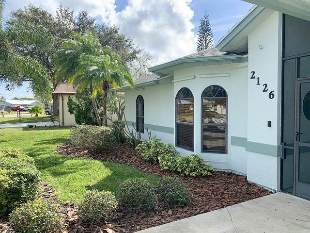 2126 SE Dolphin Road, Port Saint Lucie, FL 34952 (#RX-10691621) :: Realty One Group ENGAGE