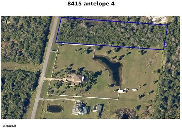 8415 Antelope Avenue, Palm Bay, FL 32909 (MLS #RX-10691635) :: Castelli Real Estate Services