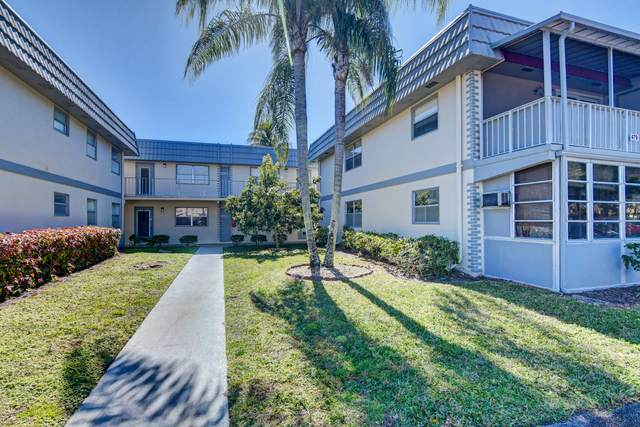 480 Brittany J, Delray Beach, FL 33446 (#RX-10691636) :: The Power of 2 | Century 21 Tenace Realty