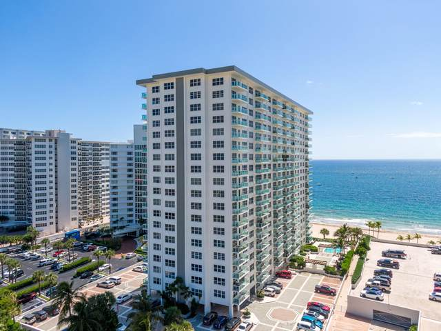 3550 Galt Ocean Drive #1105, Fort Lauderdale, FL 33308 (#RX-10691664) :: Ryan Jennings Group